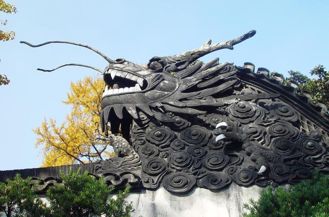 12-Day Small Group Tour: Shanghai - Beijing - Xian - Yangtze Cruise - Shanghai