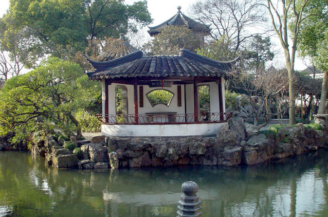 2-Day Private Tour of Shanghai and Suzhou