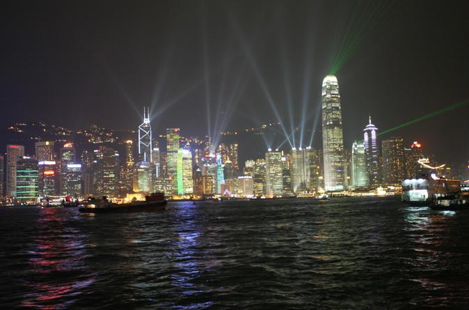 3 Days Hong Kong Private Tour