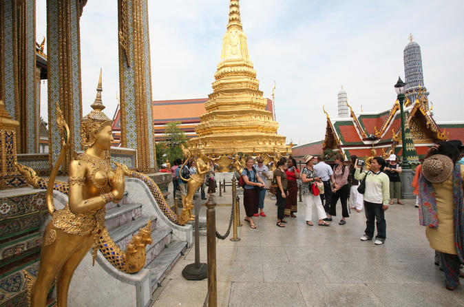 4 Days Best of Bangkok and Ayutthaya, Private Guided Tour