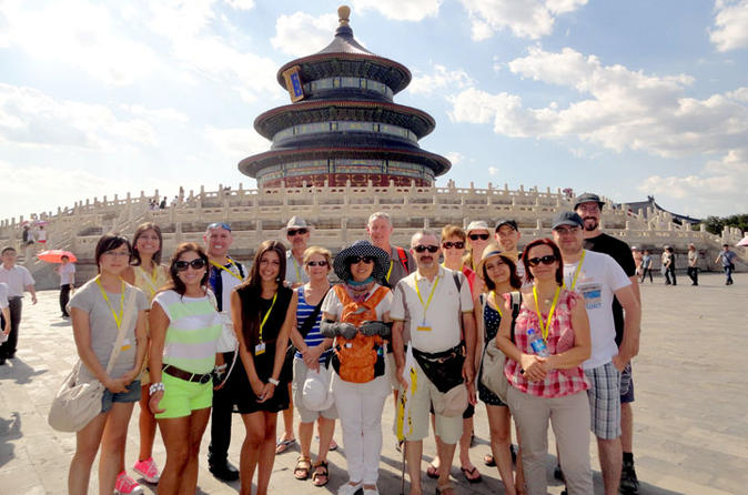 6-Day Small-Group China Tour from Shanghai to Beijing