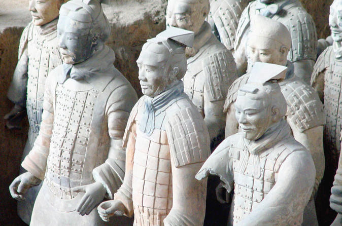 Xi'an Private Day Tour: Terracotta Warriors And City Wall - Xian