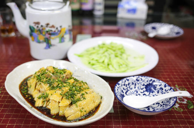 Shanghai Local Food and Beer Tour