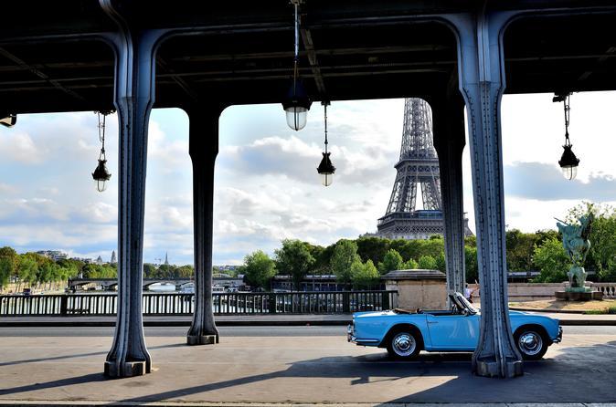 Paris Famous Landmarks PhotoWalks Tour