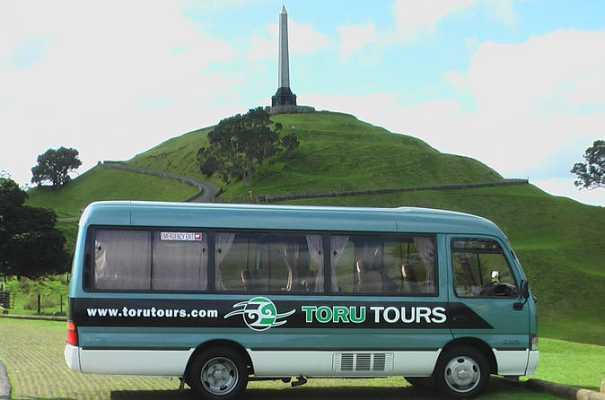 3 hour auckland express tour in auckland 208728
