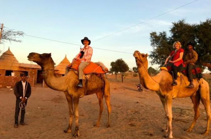 Jodhpur Camel Safari -Private Day Tours