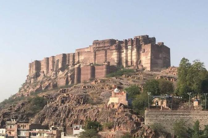 Jodhpur City Tour With Camel Safari  And Village Safari Tour In 2 Days