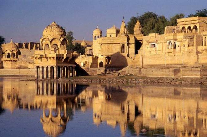 Jodhpur To Jaisalmer Private Transfer
