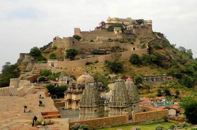 Jodhpur To Udaipur Via Ranakpur Jain Temple & Kumbhalgarh Fort