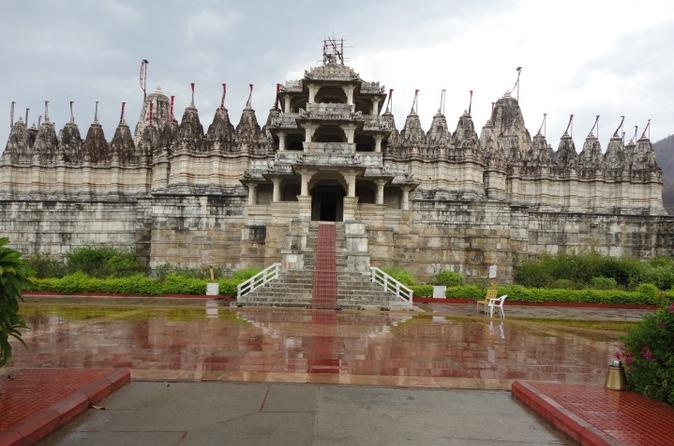 Jodhpur To Udaipur Via Ranakpur Jain Temple Private Tour