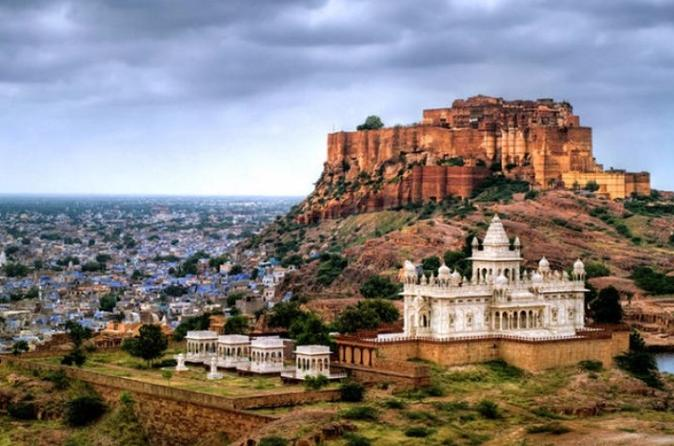 Private Jodhpur City Tour & Camel Safari Tour