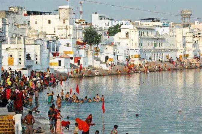 Private Transfer From Jodhpur To Jaipur Via Pushkar