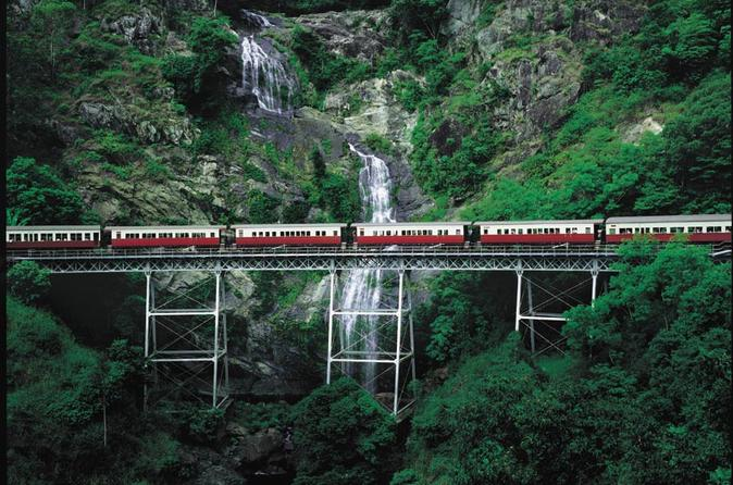 Kuranda Village Day Trip from Cairns With Optional Scenic Railway and Skyrail
