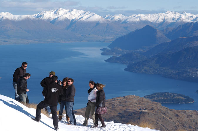 Remarkables Discovery Helicopter Tour from Queenstown