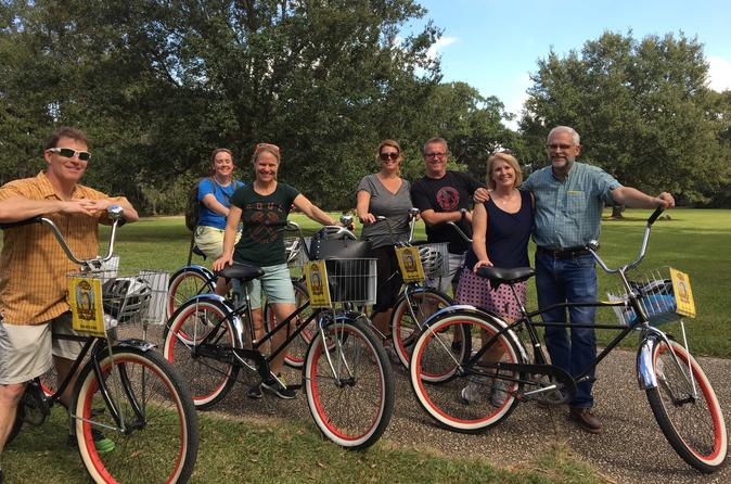 The Garden District Bike Tour in New Orleans