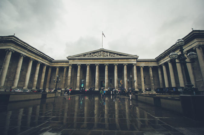 Private Guided Tour of British Museum Ideal for Families&Small Groups