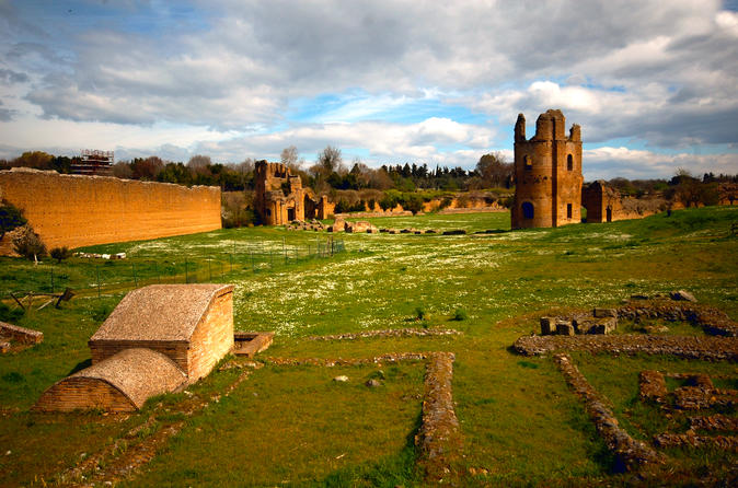 Ancient Appian Way Bike Tour