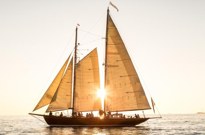 Sunset Sail on Historic Schooner