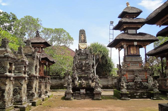 Cultural and Historical Day Trip in Bali