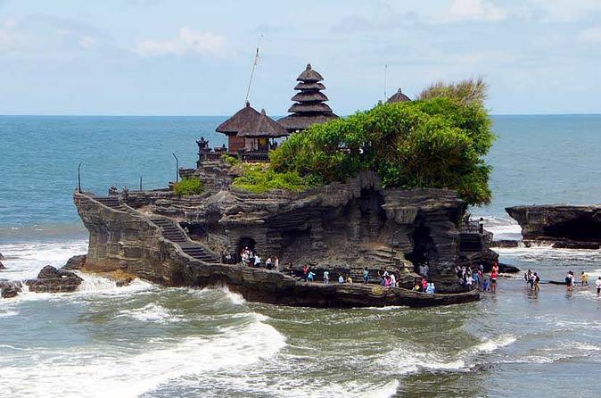 Excursão particular: Experiência Ubud Tanah Lot