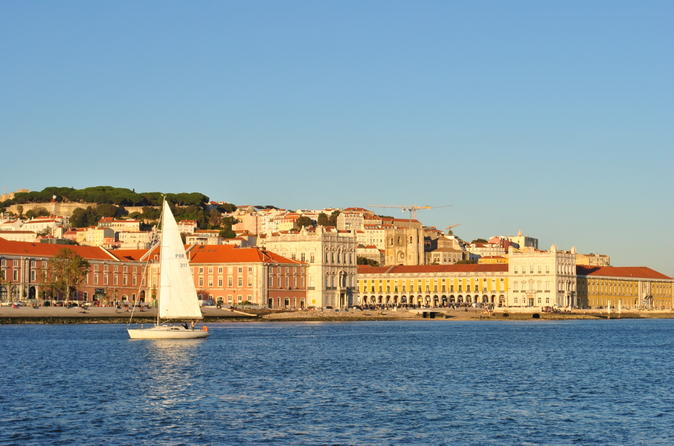 Lisbon Old Town Sailing Tour