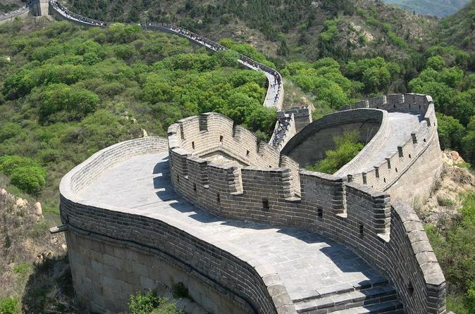 All Inclusive Mutianyu Great Wall Bus Tour
