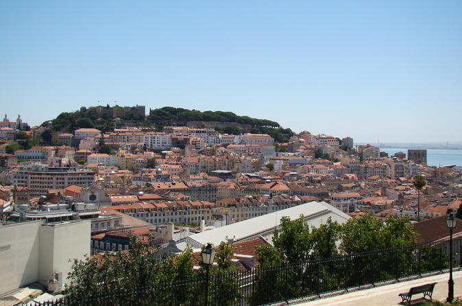 Lisbon 3-Hour Walking Tour Around Avenida da Liberdade