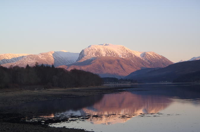 Private tour of ben nevis from fort william in fort william 184607