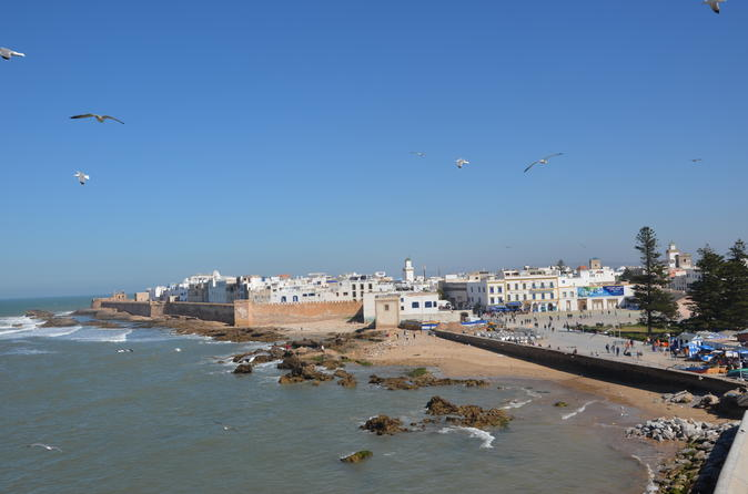 FULL DAY TRIP FROM MARRAKECH TO ESSAOUIRA