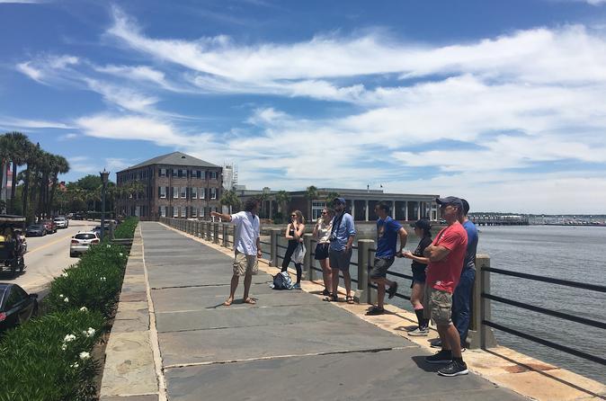 Highlights of Charleston Walking Tour