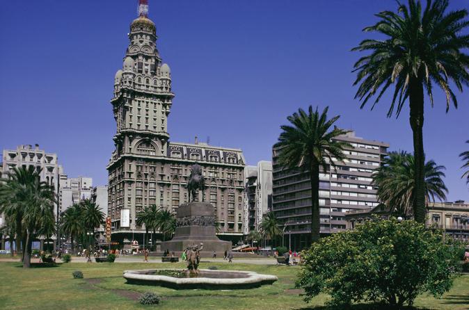 City Tour particular em Montevidéu