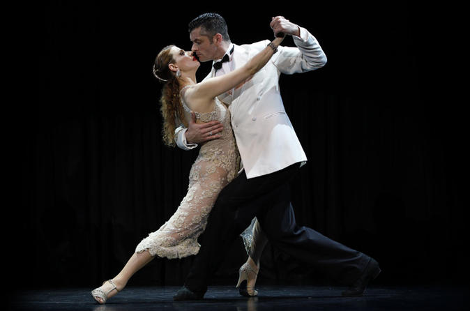 Esquina Carlos Gardel Dinner and Tango Show with Optional Private City Tour