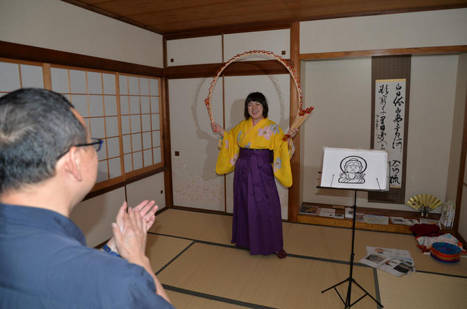 Nankin Tamasudare experience