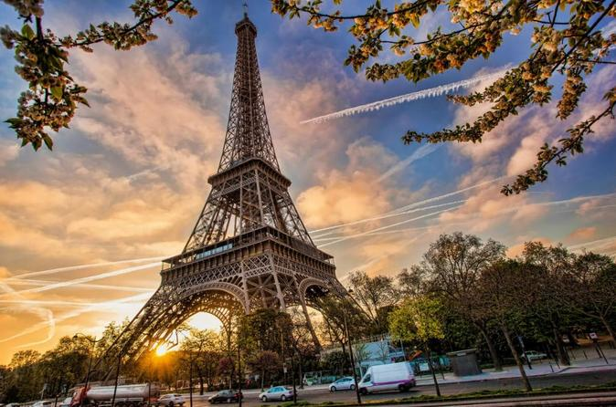 Private Minibus Transfer - Paris (CDG) - Paris City Centre (4-8 people)