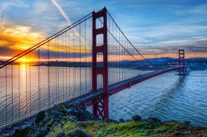 Private Minibus Transfer - San Francisco (SFO) - San Francisco (2- 7 people)