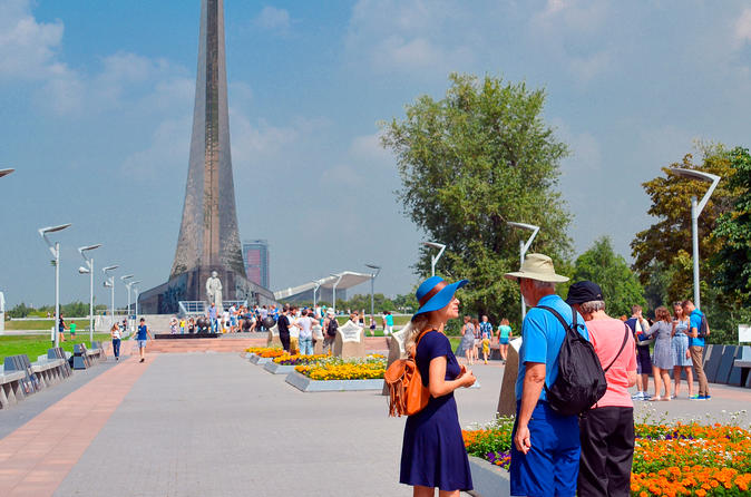 Ostankino Tower and VDNKh with a private guide