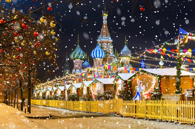 Private Red Square and Tretyakov Gallery Tour