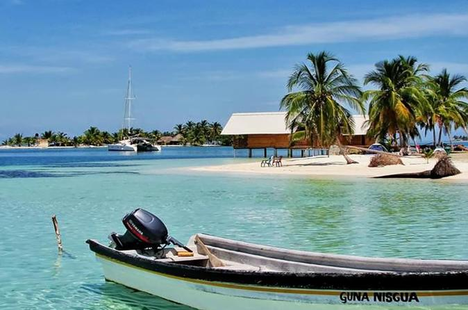 7 NIGHTS LOW COST SAN BLAS ISLANDS