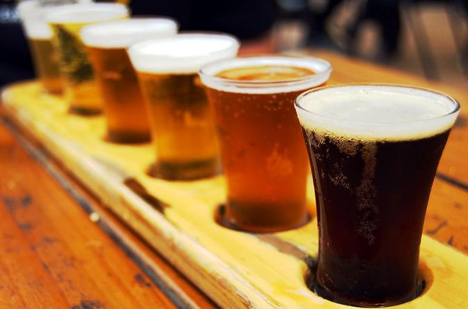 Beer Crawl & Hopping in Casco