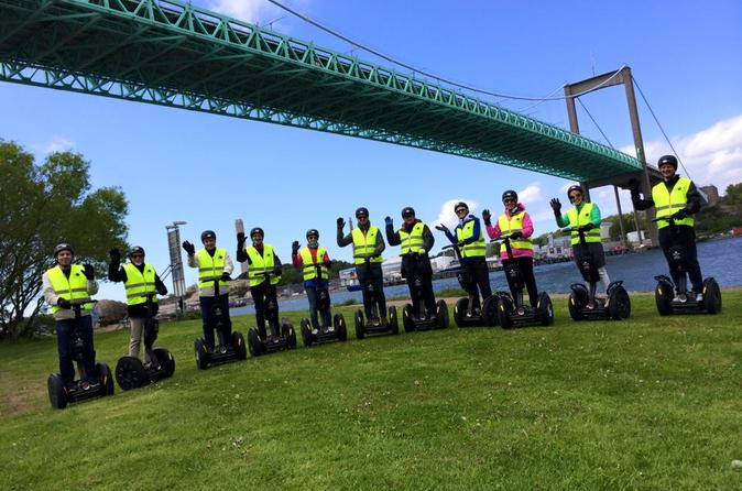 Segway harbour tour in gothenburg sunday tour in gothenburg 315466