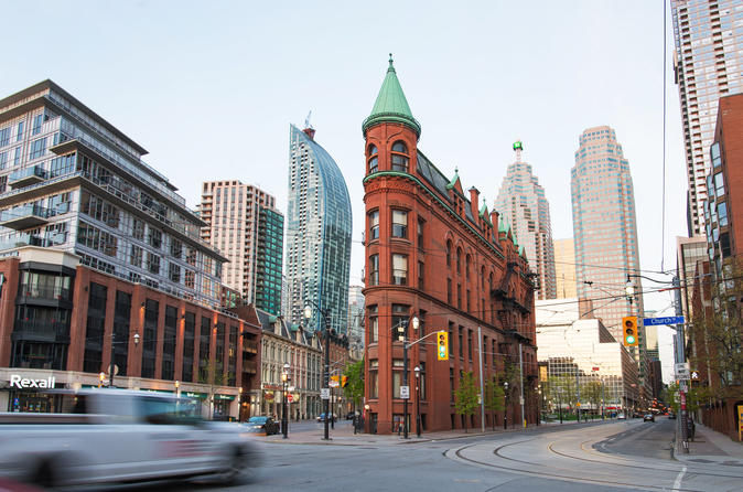 Toronto City Tour: York to the 6ix - A locally guided downtown walking tour