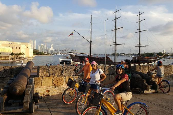 Historical and culture biking tour-  Cultural shore excursions