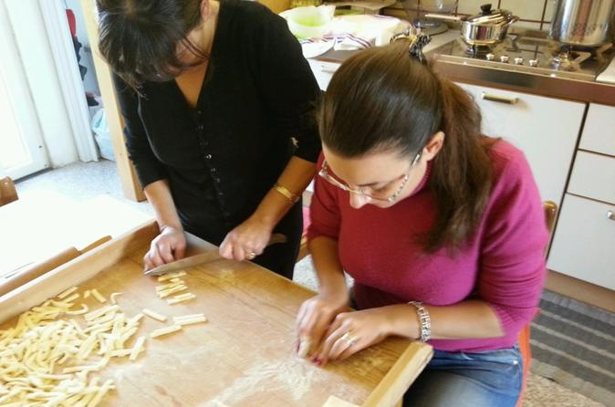 Italian Hands-on Cooking Class in Matera