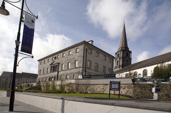 Bishop s palace museum admission ticket in waterford 211308