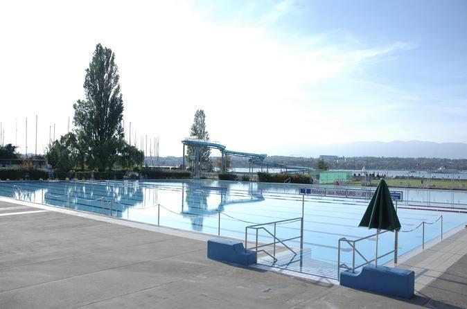 Geneve Plage Entrance Ticket in Geneva