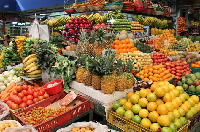 Colombian exotic fruits tour in bogota in bogota 364278