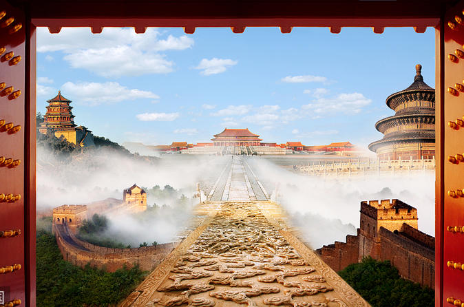 Beijing Private 2 Days Tour, Great Wall, Forbidden City, Summer Palace and More