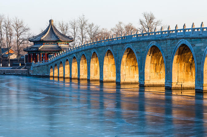 Beijing Private One Day Tour, Forbidden City and Summer Palace Classic Routing