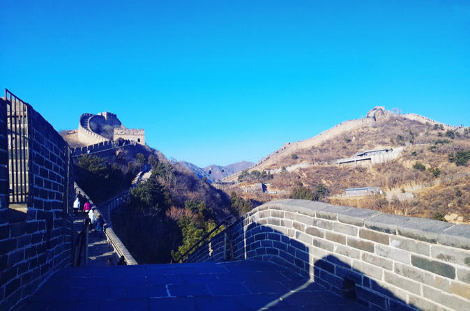 Private Mutianyu Great Wall Round Trip with English Speaking Driver