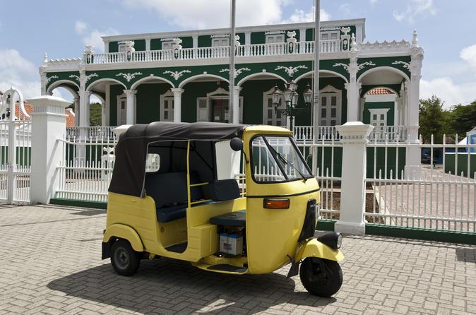 Curaçao - City tour de tuk tuk
